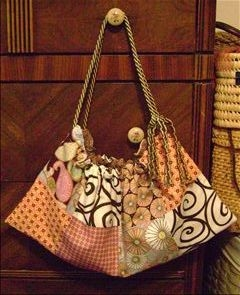 Completed Crafts 'N Things Purse