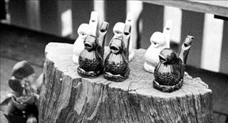 Bird Whistles InWilliamsburg